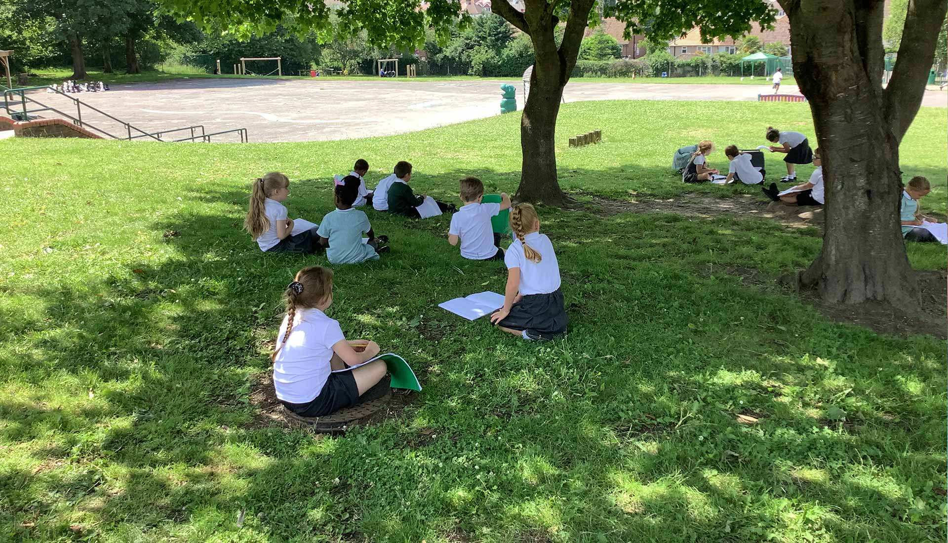 Life at Downsview Community Primary School